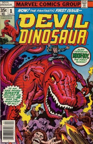 Devil Dinosaur # 1 Issues