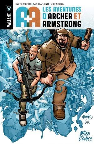 A+A - Les aventures d'Archer et Armstrong