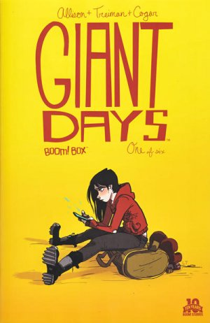 Giant Days édition Issues
