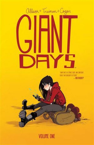 Giant Days édition TPB softcover (souple)