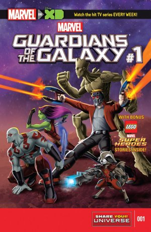 Marvel Universe Guardians of the Galaxy édition Issues V2 (2015 - 2017)