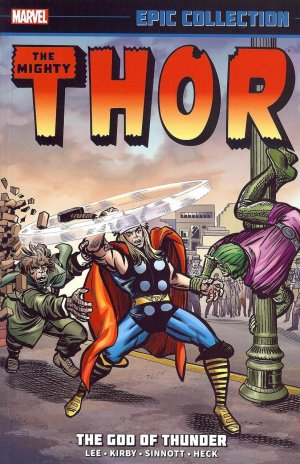Thor Epic Collection édition TPB Softcover