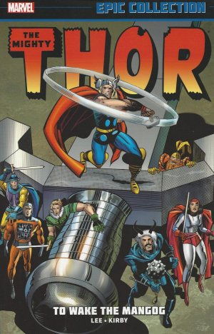Thor # 4 TPB Softcover