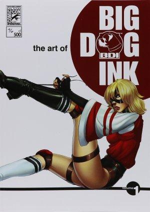 The art of Big Dog Ink édition Limité (2015)