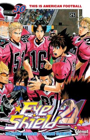 couverture, jaquette Eye Shield 21 30  (Glénat Manga) Manga