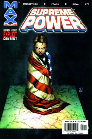 Supreme Power édition Issues V1 (2003 - 2005)