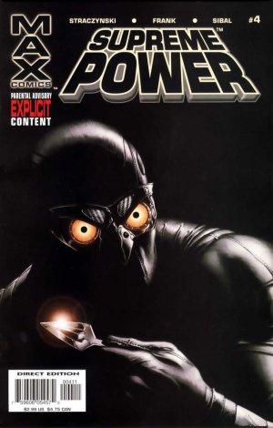 Supreme Power # 4 Issues V1 (2003 - 2005)