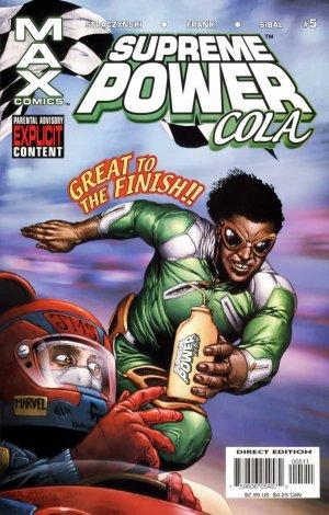 Supreme Power # 5 Issues V1 (2003 - 2005)