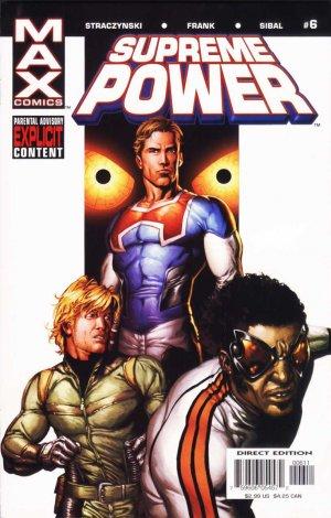 Supreme Power # 6 Issues V1 (2003 - 2005)