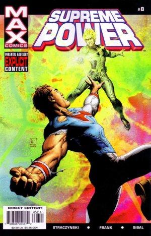 Supreme Power # 8 Issues V1 (2003 - 2005)
