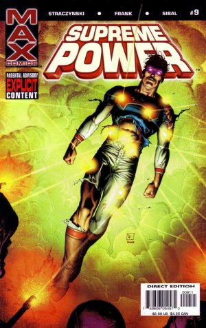 Supreme Power # 9 Issues V1 (2003 - 2005)