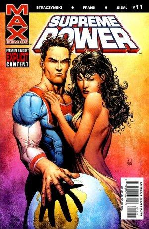 Supreme Power # 11 Issues V1 (2003 - 2005)