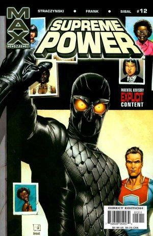 Supreme Power # 12 Issues V1 (2003 - 2005)