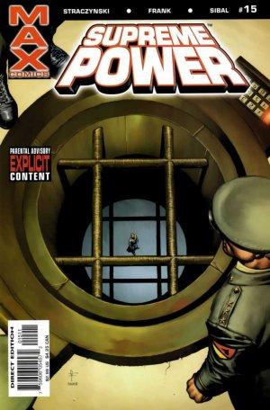 Supreme Power # 15 Issues V1 (2003 - 2005)