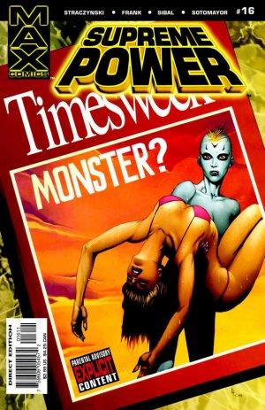Supreme Power # 16 Issues V1 (2003 - 2005)