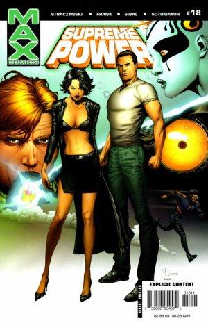 Supreme Power # 18 Issues V1 (2003 - 2005)