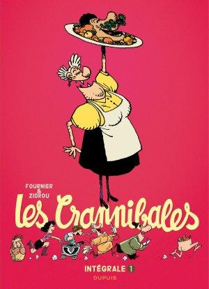 Les Crannibales T.1