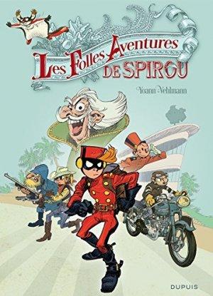 Les aventures de Spirou et Fantasio 5 - Les folles aventures de Spirou