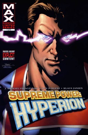 Supreme Power - Hyperion édition Issues (2005 - 2006)