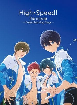 High Speed! : Free! Starting Days édition Simple