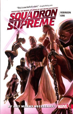 Squadron Supreme édition TPB softcover (souple) - Issues V4