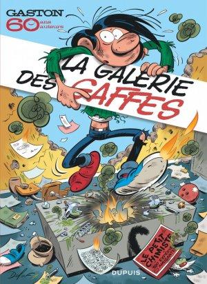 Gaston - La Galerie des Gaffes édition simple