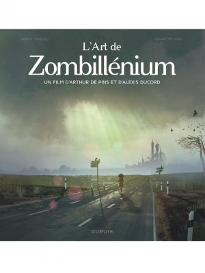 Zombillénium édition Art Book