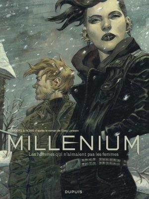 Millenium édition Intégrale 2017