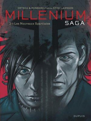 Millénium saga T.2