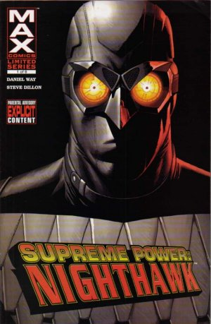 Supreme Power - Nighthawk édition Issues (2005 - 2006)