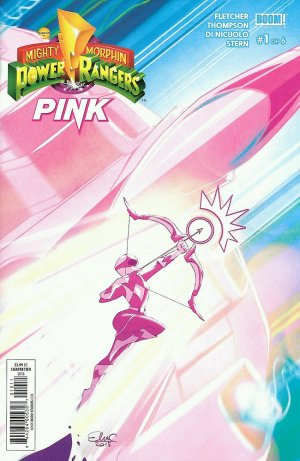 Power Rangers Pink édition Issues (2016 - 2017)