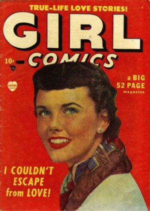 Girl Comics édition Issues V1 (1949 - 1952)