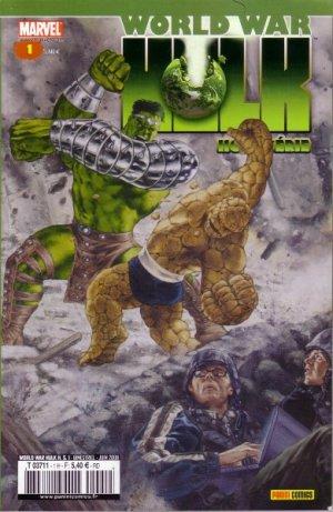 World War Hulk Hors-Série édition Kiosque (2008)