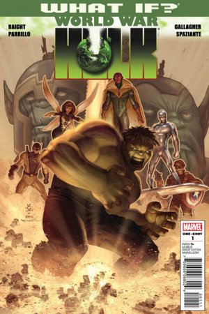 What If? - World War Hulk édition Issue (2010)
