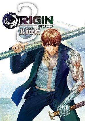 couverture, jaquette Origin 3  (Kodansha)