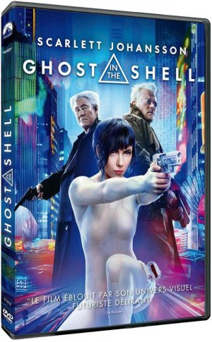 Ghost In The Shell édition Simple