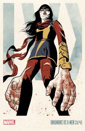 Inhumans Vs. X-Men T.3