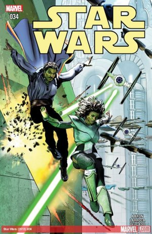 Star Wars # 34 Issues V4 (2015 - 2019)