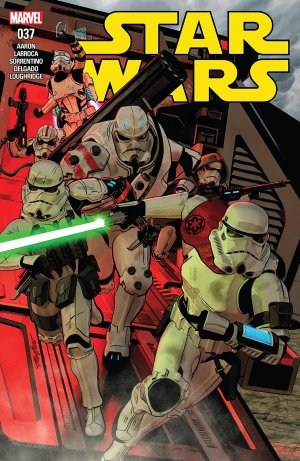 Star Wars # 37 Issues V4 (2015 - 2019)