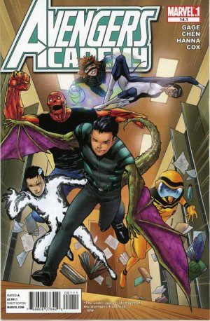Avengers Academy # 14.1 Issues (2010 - 2013)