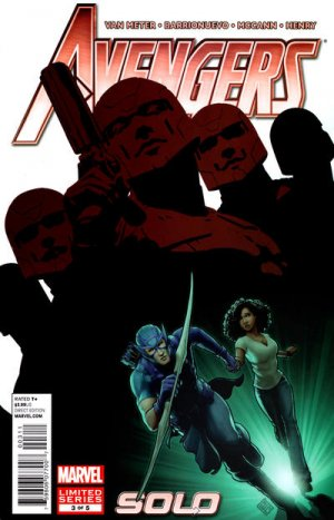 Avengers - Solo # 3 Issues (2011)