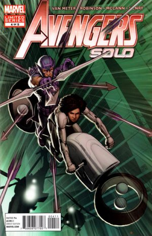 Avengers - Solo # 4 Issues (2011)