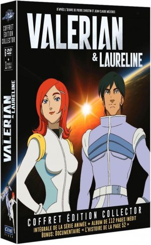 Valérian & Laureline édition Collector