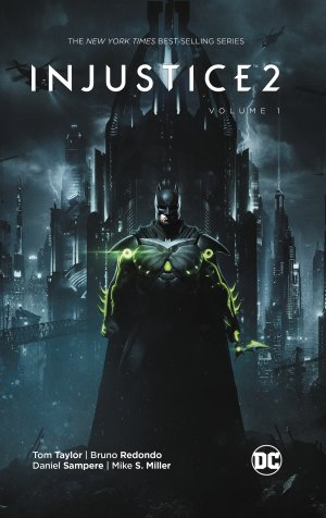Injustice 2 édition TPB softcover (souple)