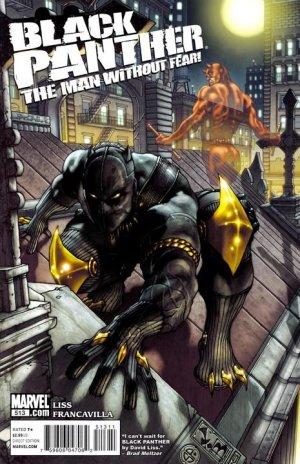 Black Panther - L'Homme Sans Peur édition Issues (2011)
