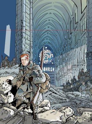 Jean-Corentin Carré, l'enfant soldat # 3 simple