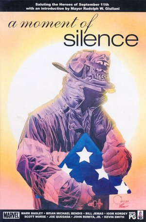 A Moment of Silence édition Issue (2002)