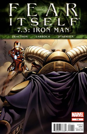 Fear Itself 7.3 - Iron Man édition Issue (2012)