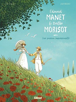 Edouard Manet et Berthe Morisot édition simple