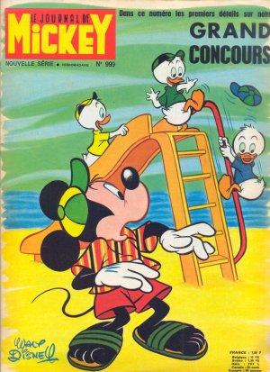 Le journal de Mickey 999